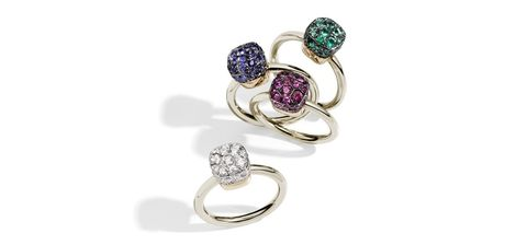 Jewellery, Photograph, Fashion accessory, Natural material, Pre-engagement ring, Body jewelry, Diamond, Fashion, Lavender, Macro photography,