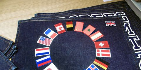 Textile, Circle, Indoor games and sports, Games,
