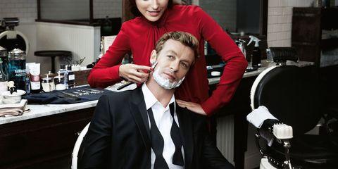 Suit, Coat, Formal wear, Service, Tie, Employment, White-collar worker, Job, Kitchen, Beard,