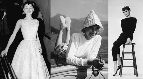outlet store sale 52b19 496be Audrey Hepburn: il suo stile in 10 look e le idee per imitarli