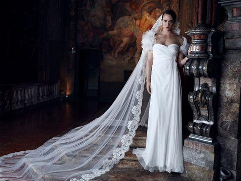 best service 22d78 0c804 Alberta Ferretti Forever collezione abiti da sposa 2013