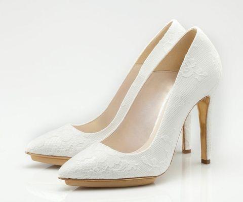 Footwear, Brown, White, High heels, Sandal, Basic pump, Tan, Beige, Ivory, Bridal shoe,