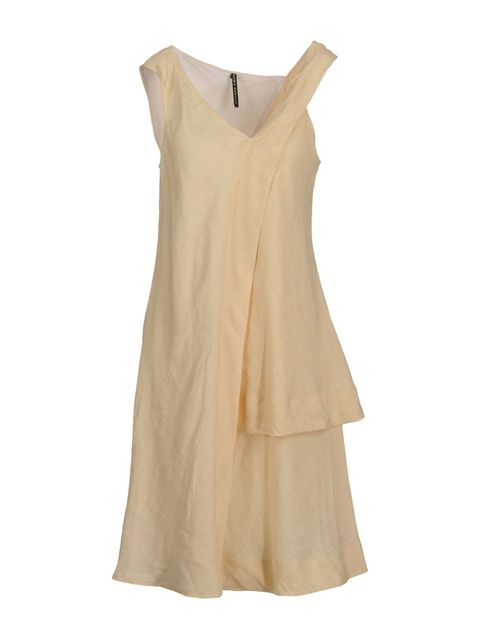 Brown, Textile, Dress, One-piece garment, Sleeveless shirt, Khaki, Day dress, Tan, Beige, Ivory,