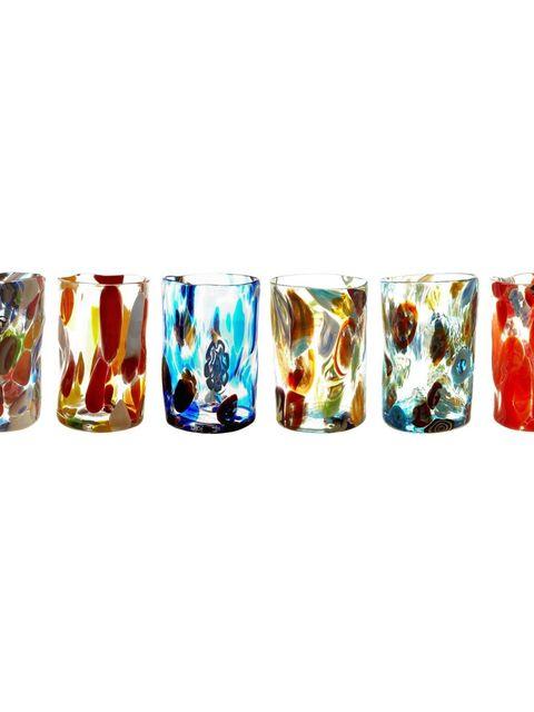 Liquid, Glass, Drinkware, Tableware, Tumbler, Orange, Barware, Highball glass, Old fashioned glass, Serveware,