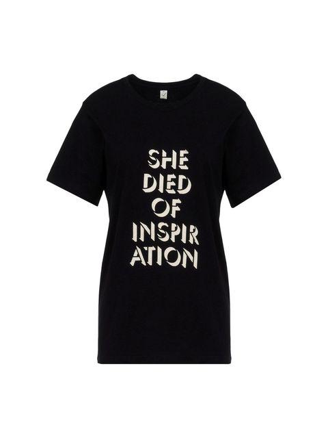 Product, Sleeve, White, Style, T-shirt, Font, Carmine, Black, Grey, Active shirt,