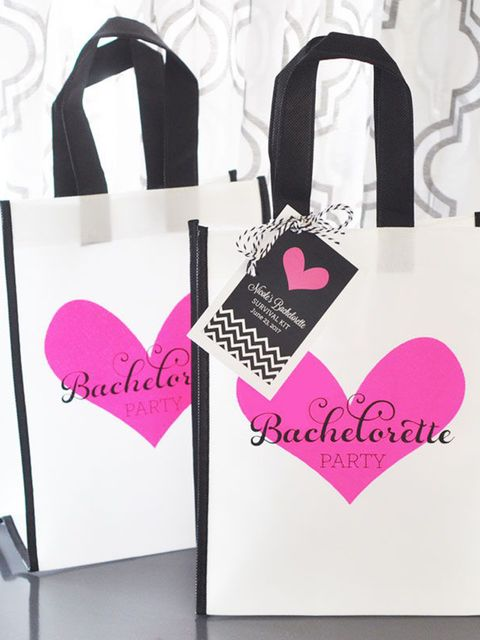 Bag, Red, Pink, Shopping bag, Style, Pattern, Heart, Magenta, Luggage and bags, Love,