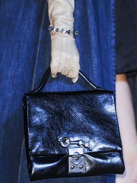 Blue, Bag, Textile, Denim, Pocket, Electric blue, Fashion accessory, Shoulder bag, Fashion, Luggage and bags,