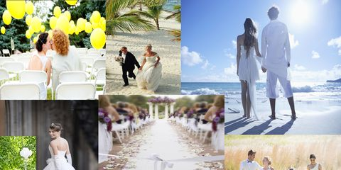 Clothing, Yellow, Dress, Petal, Event, Bridal clothing, Photograph, Wedding dress, Formal wear, Ceremony,