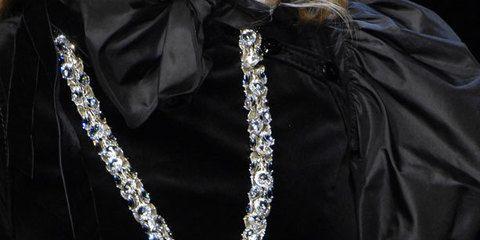 Fashion, Black, Nail, Fashion design, Body jewelry, Leather, Chain,