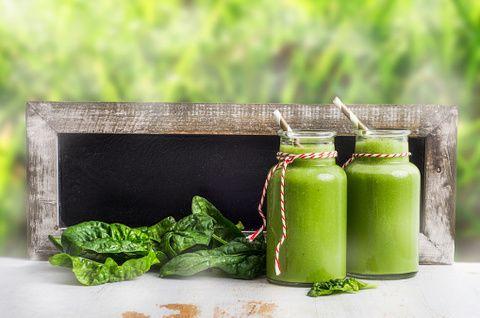 Green, Leaf vegetable, Ingredient, Still life photography, Cylinder, Herb, Still life, Vegetable,