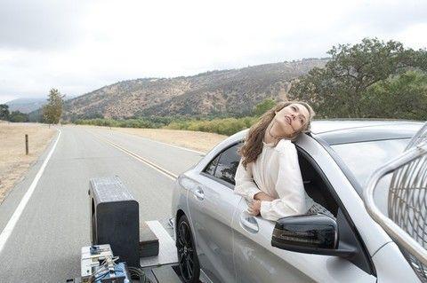 Vehicle, Automotive design, Road, Road surface, Asphalt, Fender, Highway, Alloy wheel, Travel, Personal luxury car,