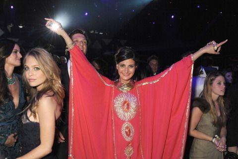 Giovanna Battaglia: 4 giorni di festeggiamenti a Capri per il matrimonio della fashion icon italiana con tanti invitati vip