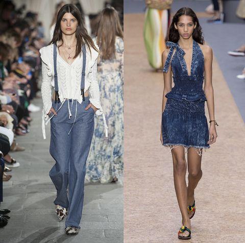 Clothing, Footwear, Shoulder, Joint, Outerwear, Style, Denim, Street fashion, Waist, Dress,