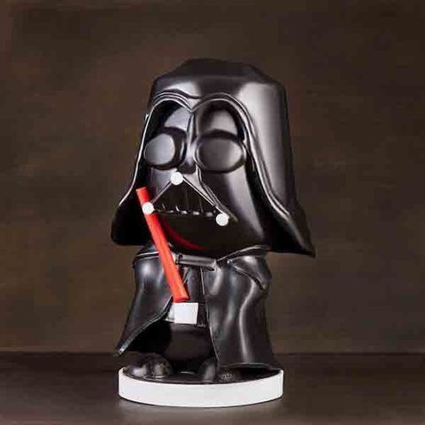 Darth vader, Toy, Standing, Supervillain, Action figure, Sculpture, Fictional character, Temple, Figurine, Statue,