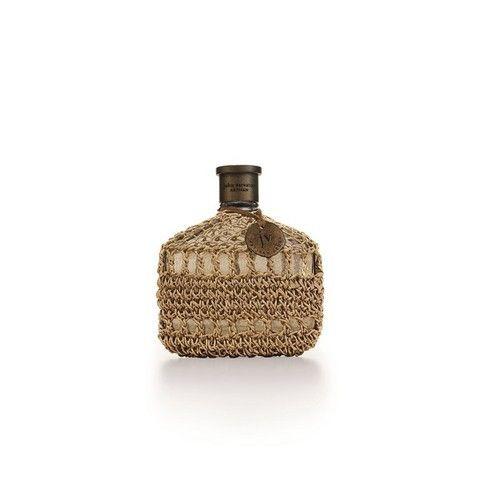 Brown, Bottle, Glass bottle, Khaki, Perfume, Beige, Tan, Bottle cap, Peach, Wicker,
