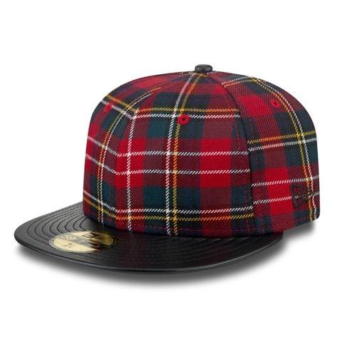Plaid, Tartan, Pattern, Textile, Red, Headgear, Maroon, Costume accessory, Carmine, Fashion,