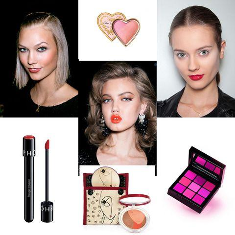 Ear, Lip, Cheek, Hairstyle, Eyebrow, Eyelash, Red, Style, Beauty, Organ,