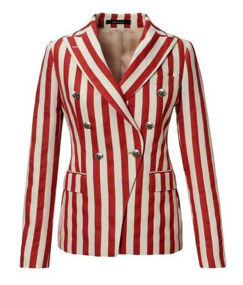 Product, Collar, Sleeve, Textile, Pattern, Red, White, Orange, Carmine, Maroon,