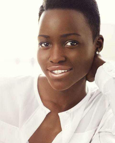 Lupita Nyong'o il nuovo volto Lancôme