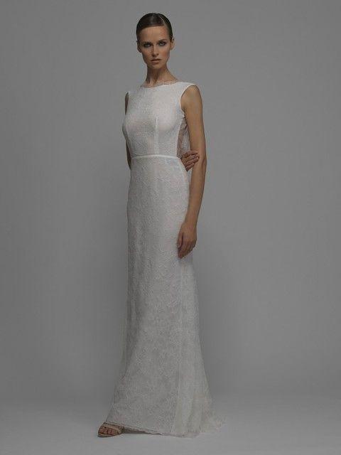 b9effd0fad37 Gli abiti da sera bianchi perfetti anche per come abiti da sposa ...