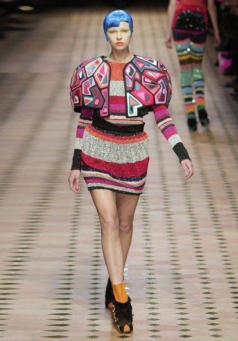 Clothing, Leg, Human leg, Joint, Pink, Style, Fashion show, Runway, Street fashion, Fashion model,