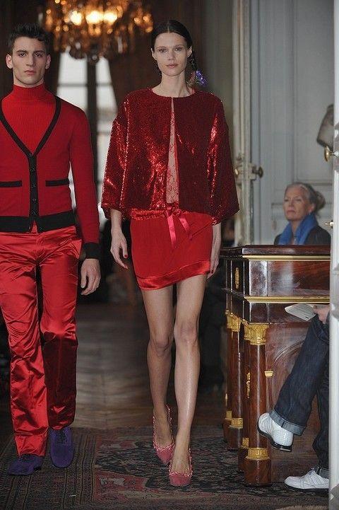 Footwear, Leg, Red, Outerwear, Fashion, Membranophone, Maroon, Light fixture, Drum, Waist,