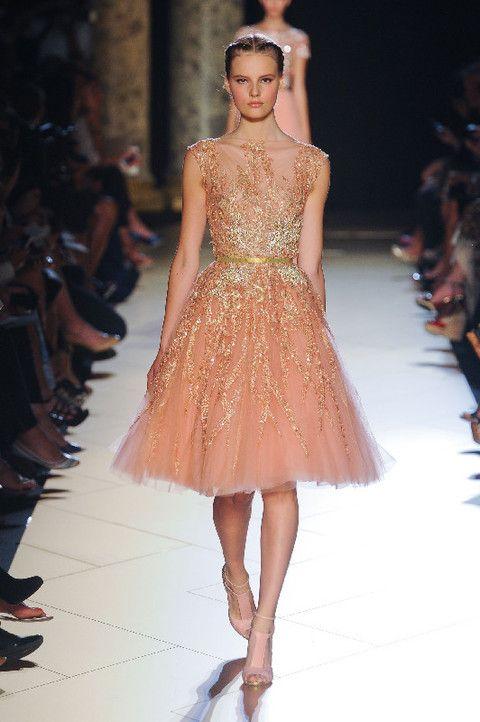 Clothing, Leg, Fashion show, Event, Shoulder, Runway, Joint, Dress, Waist, Fashion model,