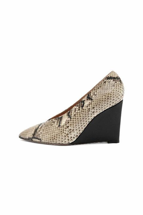 Accessori autunno/Inverno focus sulle scarpe accollate Rochas, Emporio Armani, Ballin e tante altre