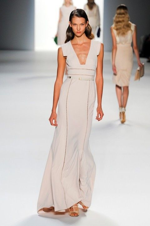 Clothing, Fashion show, Event, Dress, Shoulder, Joint, Runway, Fashion model, Formal wear, Style,