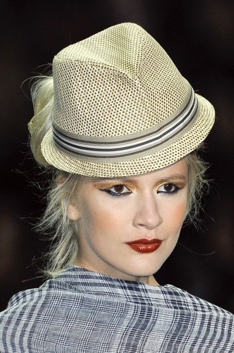 Clothing, Nose, Lip, Mouth, Chin, Fashion accessory, Eyelash, Style, Headgear, Costume accessory,