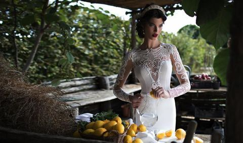 Fruit, Ingredient, Natural foods, Whole food, Produce, Jewellery, Local food, Citrus, Necklace, Wedding dress,