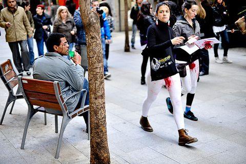 Footwear, Street fashion, Costume, Kimono,