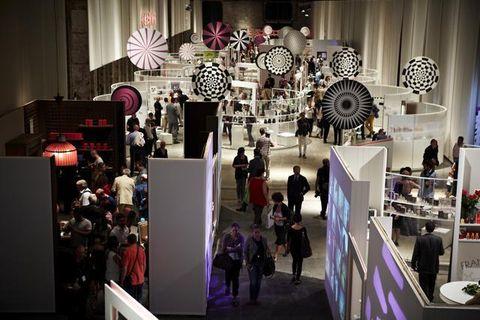 Interior design, Interior design, Exhibition, Lighting accessory, Decoration, Graphic design,