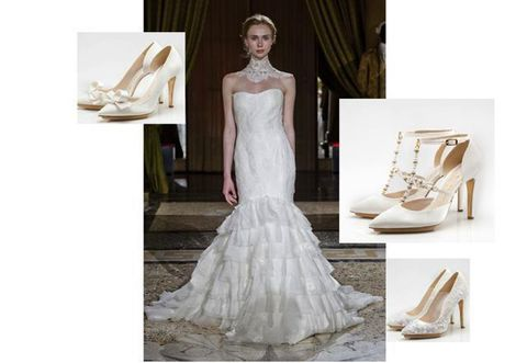 Clothing, Shoulder, Dress, Textile, Photograph, White, Formal wear, Bridal clothing, Style, Wedding dress,
