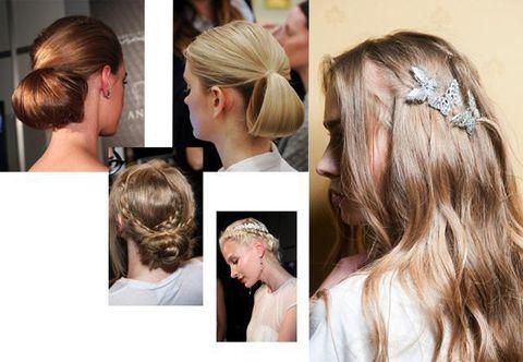 Hair, Head, Ear, Hairstyle, Style, Hair accessory, Eyelash, Temple, Hair coloring, Blond,