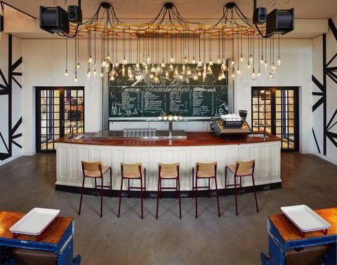 Lighting, Interior design, Room, Light fixture, Ceiling fixture, Floor, Ceiling, Furniture, Hall, Interior design,