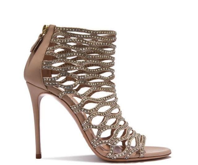 genuino scarpe eleganti qualità perfetta Tacco Sandali Gioiello B6gfyvim7y Zalando Medio yg76bf
