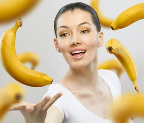 dieta della banana giapponese