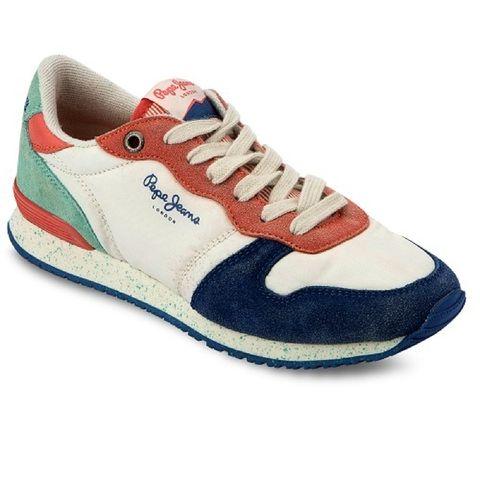 Footwear, Blue, Product, Shoe, Sportswear, White, Logo, Sneakers, Carmine, Athletic shoe,