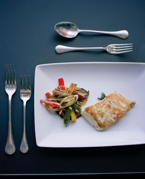 Food, Dishware, Tableware, Cuisine, Ingredient, Serveware, Cutlery, Kitchen utensil, Dish, Fork,