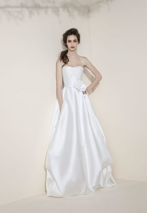 Clothing, Sleeve, Dress, Shoulder, Textile, Photograph, Bridal clothing, One-piece garment, Gown, Formal wear,