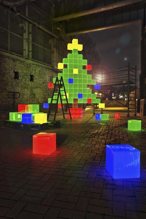 Colorfulness, Light, Majorelle blue, Games, Square,