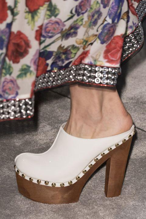 Footwear, High heels, Photograph, Shoe, White, Sandal, Style, Pattern, Fashion accessory, Basic pump,