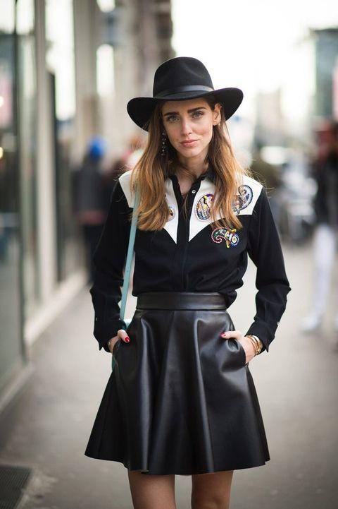 Hat, Sleeve, Shoulder, Collar, Style, Formal wear, Street fashion, Uniform, Fashion model, Fashion,
