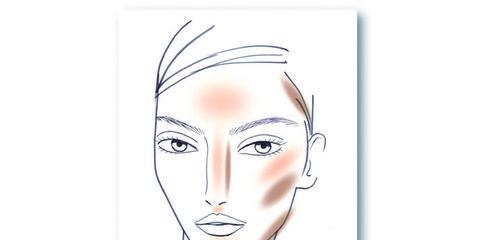 Lip, Cheek, Chin, Forehead, Eyebrow, Jaw, Line art, Art, Artwork, Self-portrait,