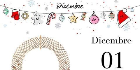 new product 22168 25091 Calendari di Natale 2015