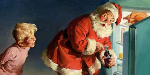 Babbo Natale Coca Cola 1931.Babbo Natale E Coca Cola Le Immagini Degli Spot Storici