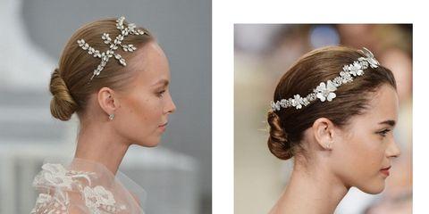 Acconciature sposa: si ispirano alla naturalezza e alla morbidezza come quelle create dall' hair designer Salvo Filetti