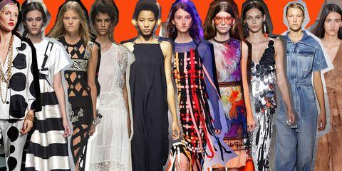 346e168079bb Moda primavera estate 2016  le 10 tendenze più hot viste alle sfilate di  New York