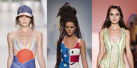 Costumi interi estate 2015: 45 modelli da comprare ora